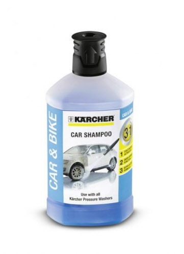 Kärcher Autoshampoo 3-in-1, 1 L